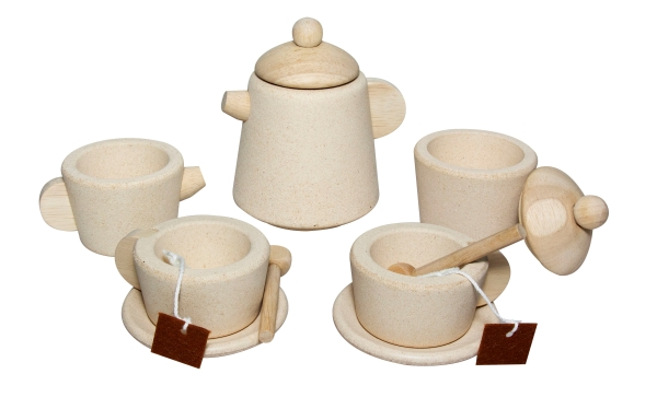 Tea set new
