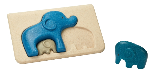 Elefantpussel