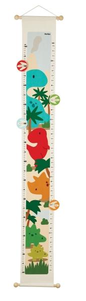 Dino height chart