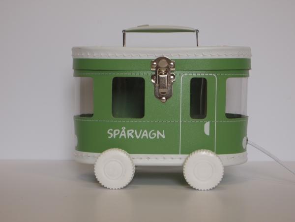 Väska Spårvagn Grön