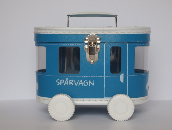Väska Spårvagn Blå