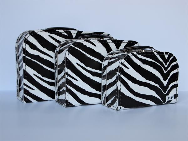 Väskset Zebra