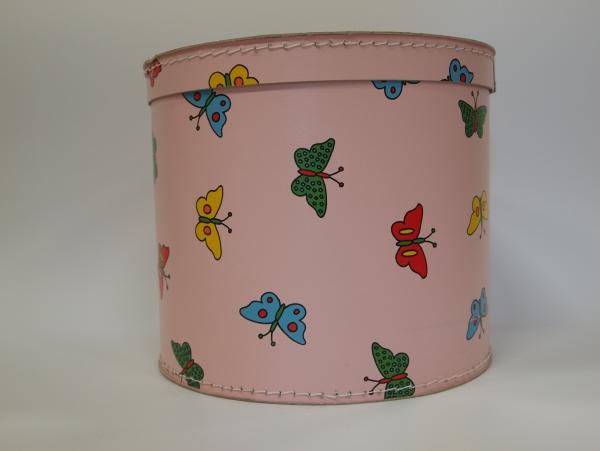 Boxset Fjärilar Rosa