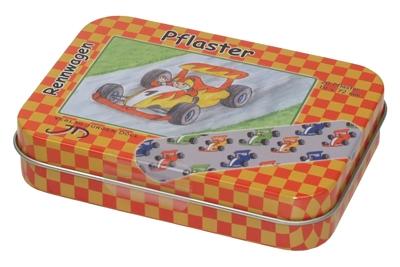 Plåster Racerbil
