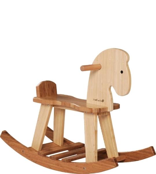 Bamboo Rocking Horse