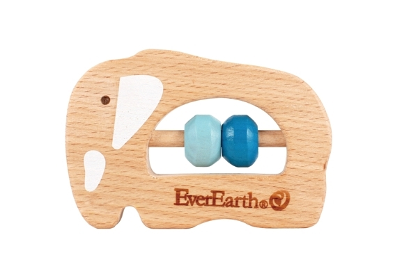 Grasping Toy Elephant