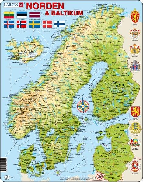 Norden och Baltikum